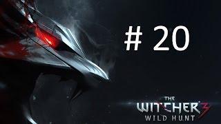 Ведьмак 3 Дикая Охота Прохождение #20 Возвращение на кривоуховы топи и превратности судьбы
