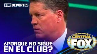 Peláez revela porque se fue Antonio Mohamed del América