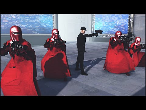 IMPERIAL ROYAL GUARD – Star Wars: Galaxy at War Mod Gameplay