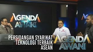 Agenda AWANI: Persidangan syarikat teknologi terbaik ASEAN