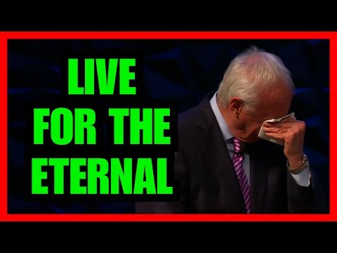 """Live For The Eternal"" – Anthony Mangun"