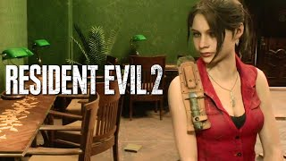 Resident Evil 2 - Classic Costumes Trailer