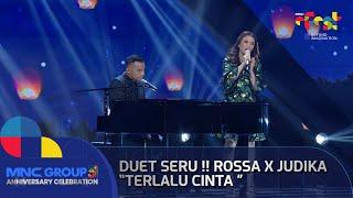 Duet Seru !! Rossa Feat Judika