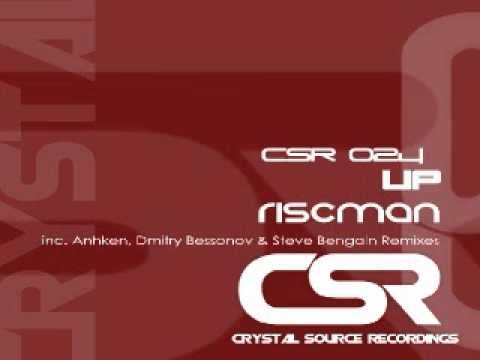 Riscman - Up (Anhken's Dark Mix) [Crystal Source Recordings]