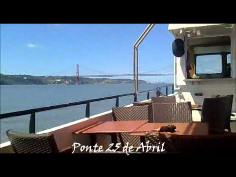 Rio Tejo Cruise-river Tour Lisboa-Portugal (by Rani Iskandar)