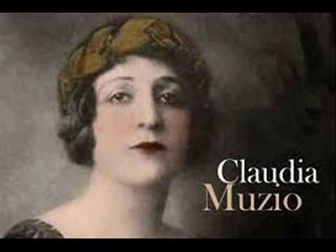 Claudia Muzio Sings Opera & Songs  On Edison Diamond Discs-Acoustic-1920-25