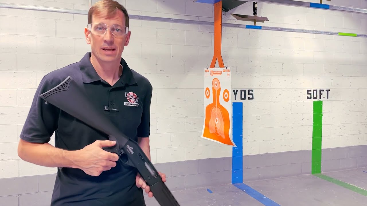 It's important to break in guns you buy! Come to the range & send some rounds through your new guns