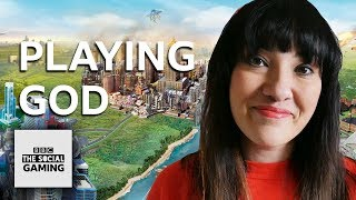 GAMES THAT LET ME BE A CONTROL FREAK | Wee Claire