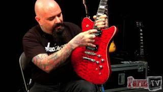 Chris Cannella Talks About the Jackson Mark Morton Signature Guitar | Farm TV Demo