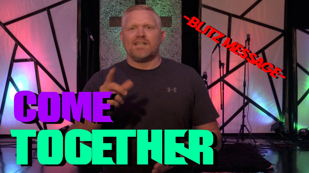 Come Together - Blitz Message | ROH Youth