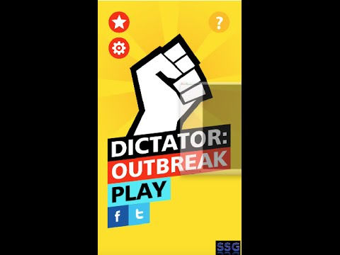 DICTATOR OUTBREAK | Brand New Game | iPhone Gameplay