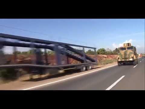 Turkish Marine Force sent to Syria well work by Turkey