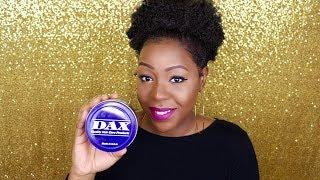 Pros & Cons of Hair Grease| DAX| Natural 4c Hair