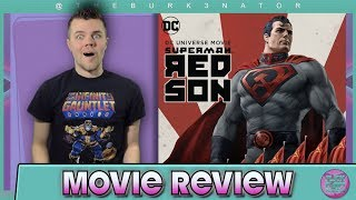 Superman: Red Son - Movie Review
