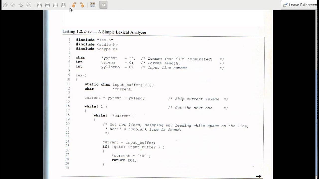 Pdf Of Compiler Design By O.g. Kakde