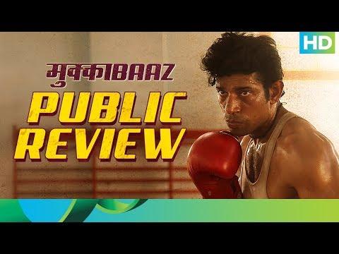 Mukkabaaz | Public Review | In Cinemas Now
