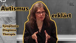 Vortrag von Prof. Christine M. Freitag zum Thema Autismus