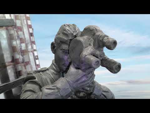 Памятник фронтовым кинооператорам в Красногорске