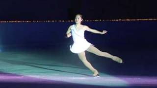 Caroline Zhang skates for Sherry