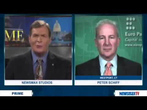 RMB Devaluation Triggers Global Stock Market Crash, Peter Schiff Blames The FED