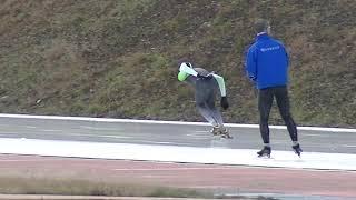 2018年11月18日 苫小牧ハイランド競技会 男子1500m 03組 thumbnail