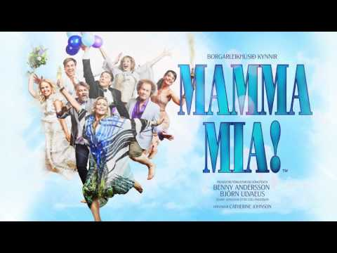 Mamma Mia S.O.S Helgi Börns og Jóhanna Vigdís