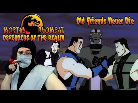 MK Defenders of the Realm: Old Friends Never Die (Ep5) - Phelous