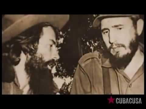 Fragmento del último discurso de Camilo Cienfuegos
