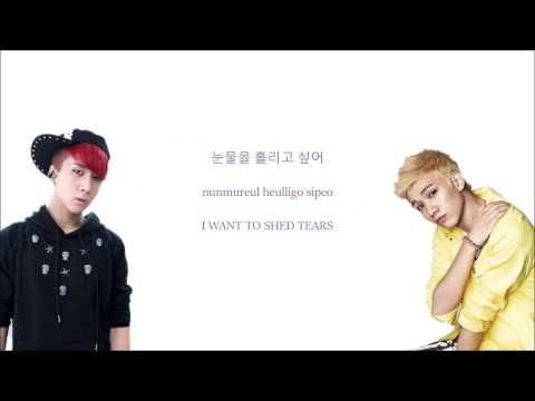 VIXX - Hyuk and Ravi - Memory - Color coded lyrics [Hangul/English/Romanization]