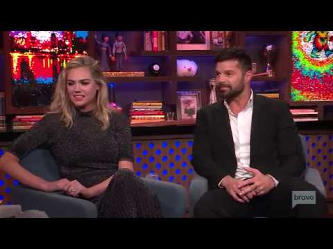 Ricky Martin's First Celeb Crush - WWHL - Andy Cohen