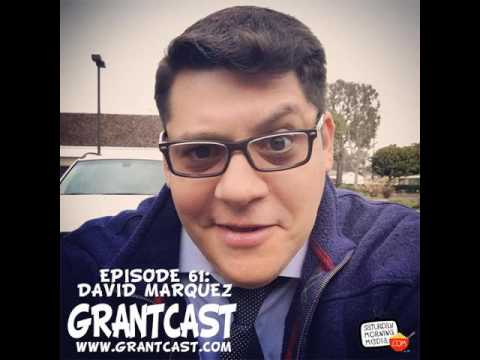 15 Minutes with David Marquez of Championship Wrestling from Hollywood GrantCast EP 061 [AUDIO ONLY]