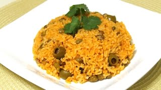 Rice With Pigeon Peas (arroz Con Gandules) - In The Kitchen With Jonny Ep 71