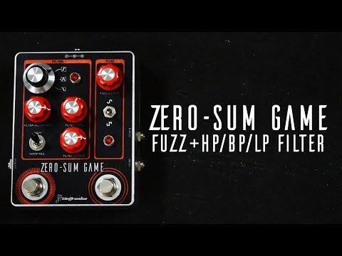 Zero-Sum Game FTelettronica played by Francesco Mascio