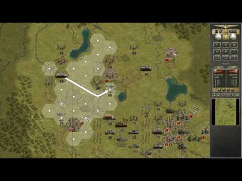Let's Play Panzer Corps - Part 42 - Moscow