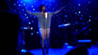 "Erykah Badu - ""Time's a wastin"" - Live in Chicago - 3/29/2013."