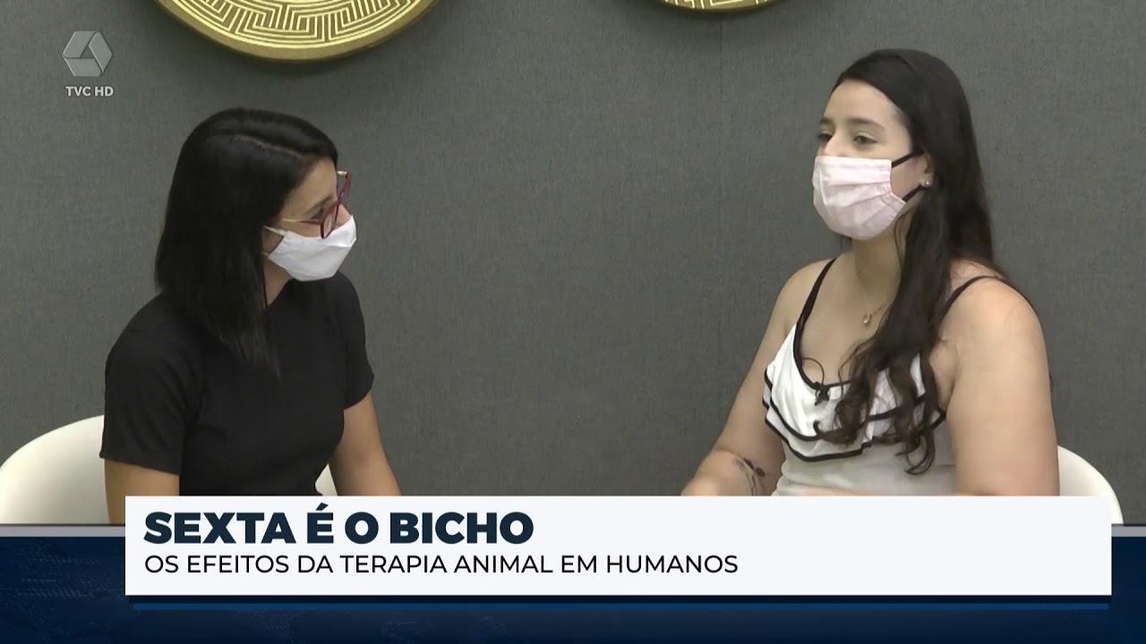 Entenda quais são os efeitos da terapia animal em humanos