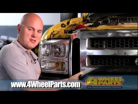 How to Install Fab Fours Bumpers