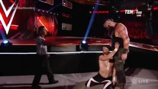 Deadly Attack In last Man Standing WWF 2017l Ten Sports HD