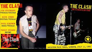 The Clash - The 'Complete' Down At The Casbah Club (Full Remastered Live Album)