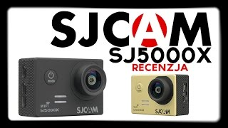SJCAM SJ5000X Elite - Recenzja/Review [with Sample Videos]