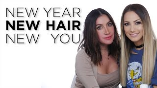 New Year, New Hair, New You