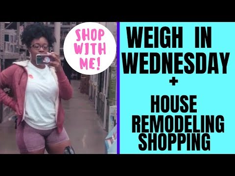 weigh-in-wednesday-+-shopping-for-house-remodel-i-summer-shredding-2020-(episode-8)