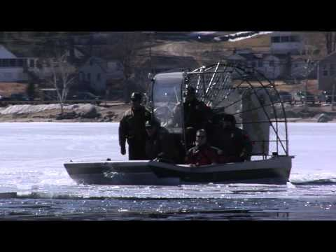 NH Fish And Game Dive Training