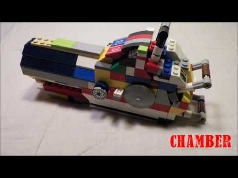 How to Build a LEGO Ray Gun