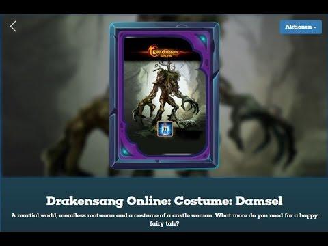Drakensang Online B3rs3rk3r - Raffle - Damsel - Code Bonus ...  Drakensang Onli...