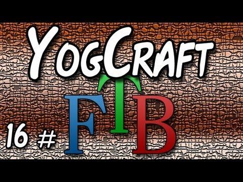 Feedthebeast - Getting Started with Thaumcraft -  Thaumcraft - YogCraft  #16