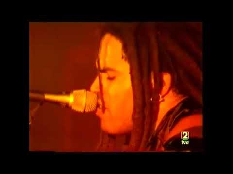 "Lenny Kravitz Madrid, Spain - 1995, World Tour ""Circus"""