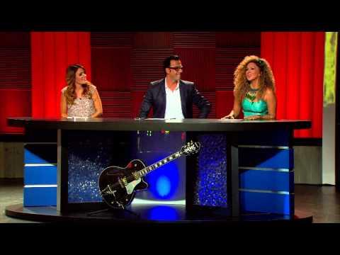José Guillermo Cortines y la banda Bachaco Presentación: Que te vaya mal