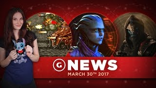 Destiny 2 Details Drop & Nintendo Switch Gets A New Game! - GS Daily News