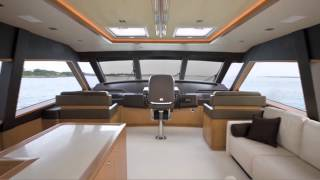 Bertram Yachts 80 Flybridge for sale by Kusler Yachts San Diego
